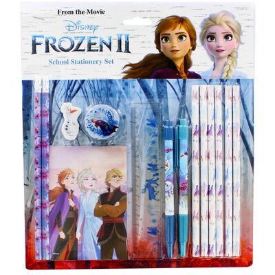 Disney Frozen 2 School Stationery Set image number 1