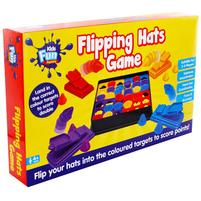 Flipping Hats Game image number 1