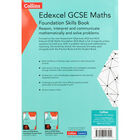 GCSE Maths Edexcel: Foundation Skills Book image number 3