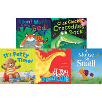 Not Sleepy: 10 Kids Picture Books Bundle