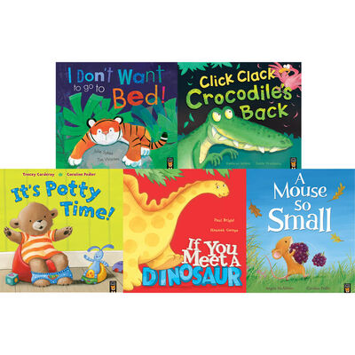 Not Sleepy: 10 Kids Picture Books Bundle image number 2