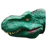 Green Dinosaur Glove Puppet