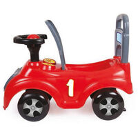 Sit 'n Ride on Car: Red