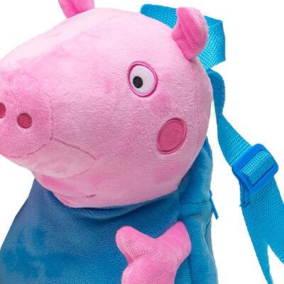 George Peppa Pig Plush Backpack image number 2