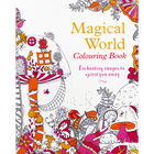 Magical World Colouring Book image number 1