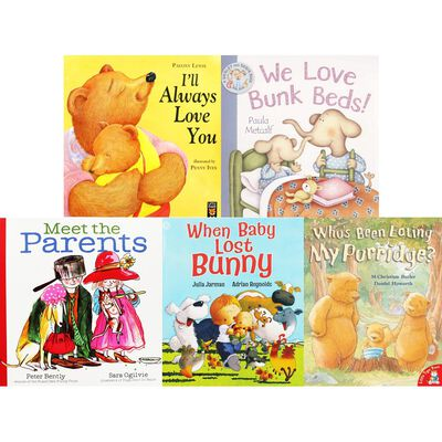 Family-Time Tales: 10 Kids Picture Books Bundle image number 3