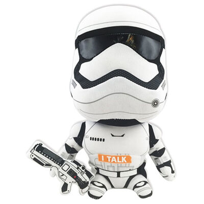 Star Wars Storm Trooper Plush Toy image number 1