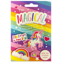 The Magical Sticker Book