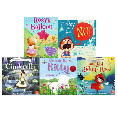Cheerful Tales - 10 Kids Picture Books Bundle image number 2