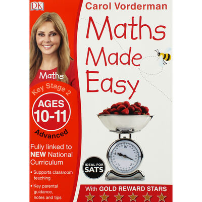 Maths Made Easy Advanced: Ages 10-11 image number 1