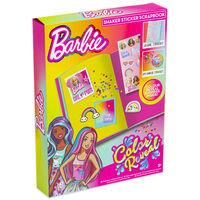 Barbie Colour Reveal Sticker and Scrapbook Set