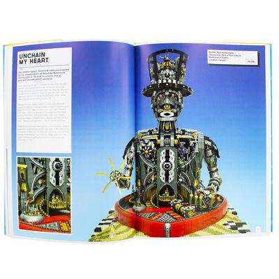 Brilliant Brick Builds: Amazing Creations in LEGO image number 2
