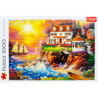 Peaceful Haven 1000 Piece Jigsaw Puzzle image number 2