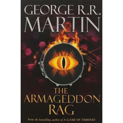 The Armageddon Rag image number 1