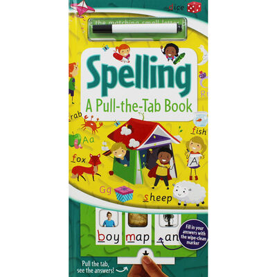 Spelling: A Pull-the-Tab Book image number 1