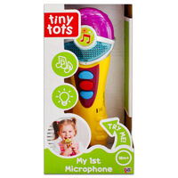 Tiny Tots: My 1st Microphone