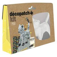 Decopatch Mini Kit: Cat