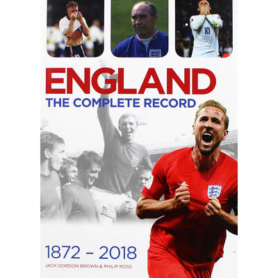 England: The Complete Record image number 1