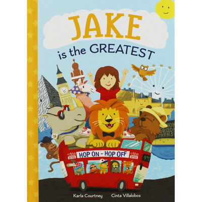 Jake is the Greatest image number 1