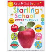 Ready Set Learn: Starting School Bumper Workbook