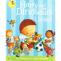 Harry And The Dinosaurs United