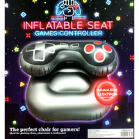 Inflatable Games Controller Seat