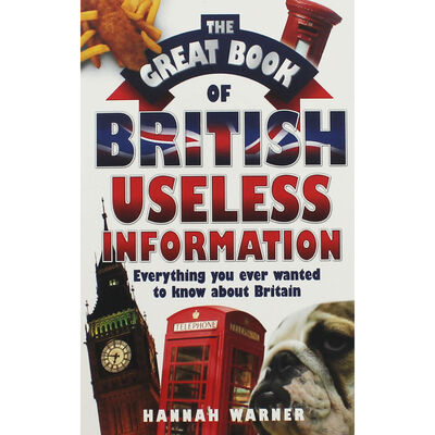 The Great Book of British Useless Information image number 1