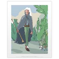 Roald Dahl The BFG Print