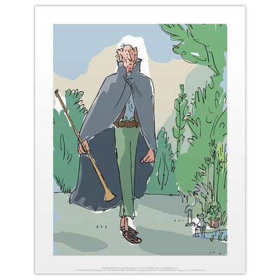 Roald Dahl The BFG Print image number 1