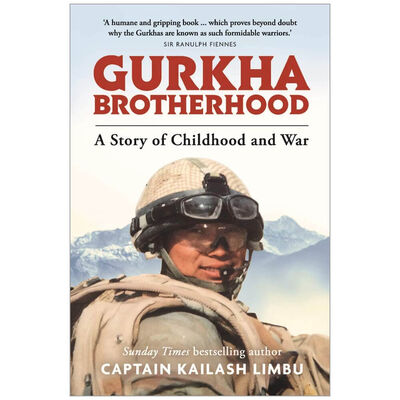Gurkha Brotherhood: A Story of Childhood and War image number 1