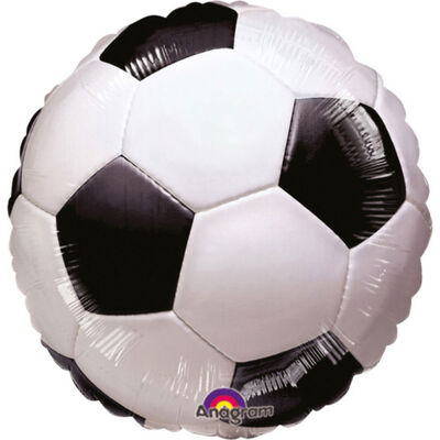 18 Inch Football Helium Balloon image number 1
