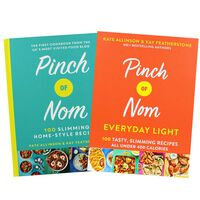 Pinch of Nom - 2 Book Bundle