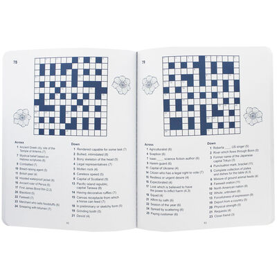 Crosswords: Pantone Puzzles image number 2