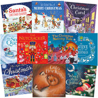We Wish You A Merry Christmas: 10 Kids Picture Books Bundle
