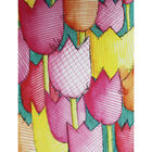 A4 Floral Collage Paper Booklet image number 2