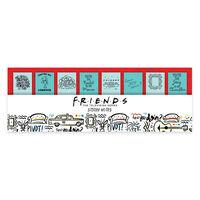 Friends Marl Sticky Notes Set