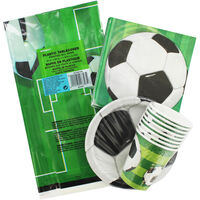 Football Party Pack - For 8 Guests