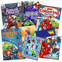 Marvel Avengers Activity Selection Box