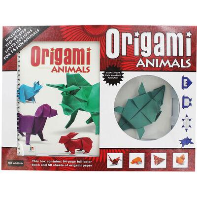 Origami Animals Kit image number 1