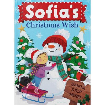 Sofia's Christmas Wish image number 1