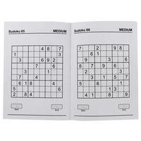 Sudoku Book - Assorted
