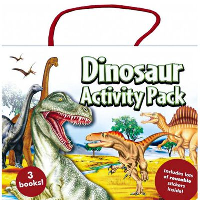 Dinosaur Activity Pack image number 1