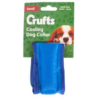 Cooling Dog Collar: Small