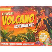 Explosive Volcano Experiments Set