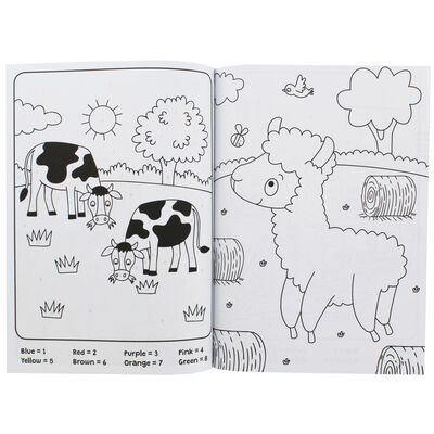 3 In 1 Colouring Farm image number 2