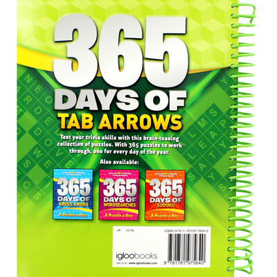 365 Days Of Tab Arrows image number 3