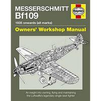 Haynes Messerschmitt Bf109 Manual