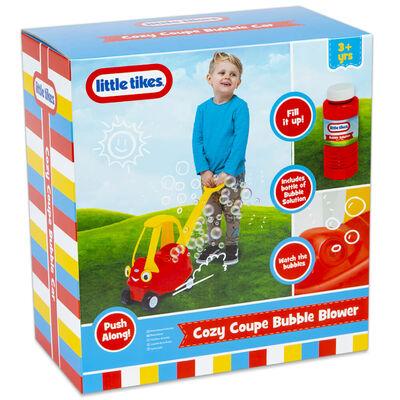 Little Tikes Cozy Coupe Bubble Machine image number 1