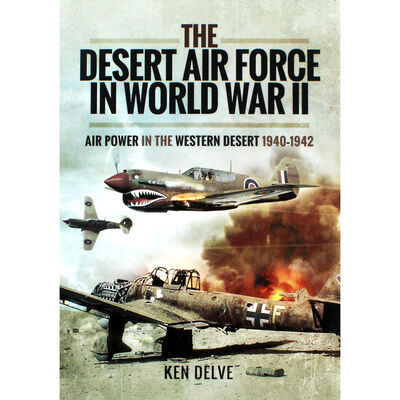 The Desert Air Force in World War II image number 1