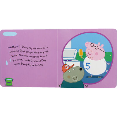 Peppa Pig: Daddy's Fun Run Story image number 2